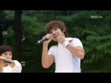 [HD] MBLAQ - One Better Day [Outdoor Stage]
