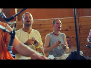 WAVES OF KIRTAN -- Niranjana Swami - Vaishnava summer festival BALTIC 2014